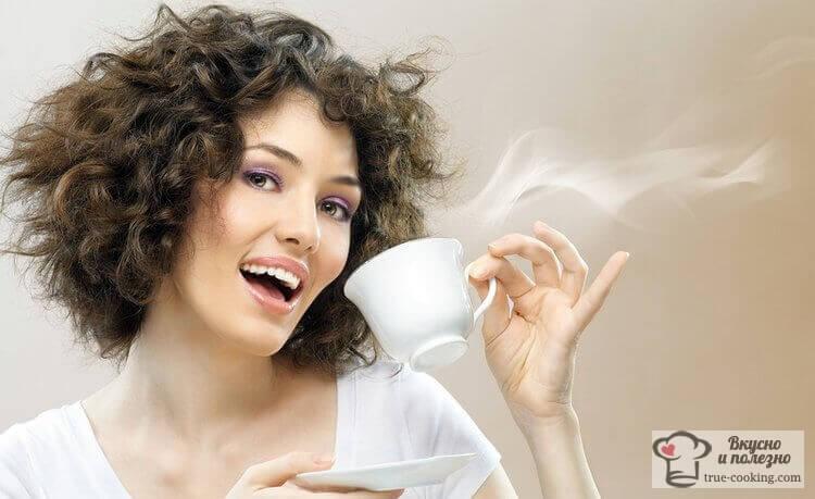 Чашка эспрессо содержит больше кофеина