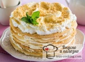 Наполеон торт рецепт классический