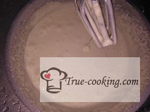 тесто для шарлотки в духовке