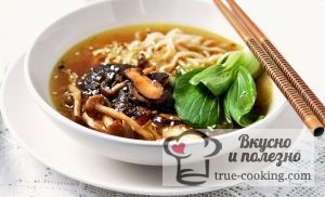 Суп Рамен рецепт с фото. Быстрый и вкусный рецепт
