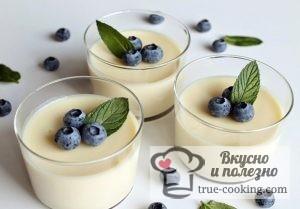 Творожный десерт без выпечки рецепт с фото пошагово