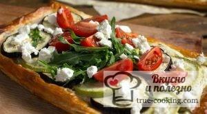 Тарт с овощами рецепт с фото пошаговый от шеф повара