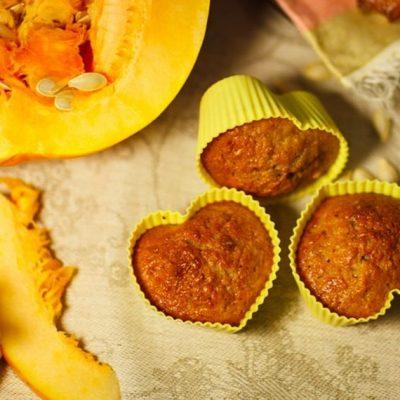 Тыквенные маффины рецепт с фото пошагово