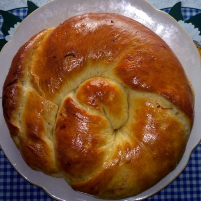 Вертута с капустой рецепт с фото