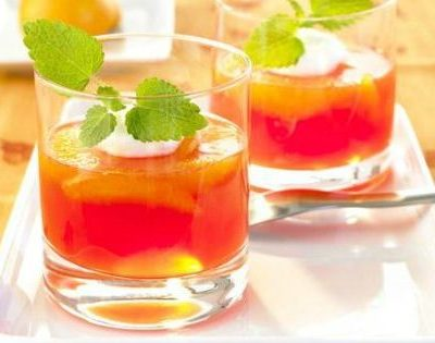 Алкогольное желе рецепт с фото для взрослых - заводной апельсинчик