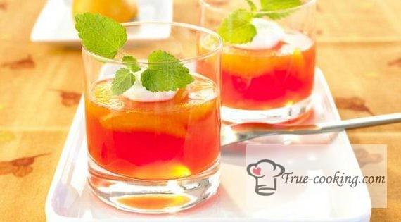 Алкогольное желе рецепт с фото