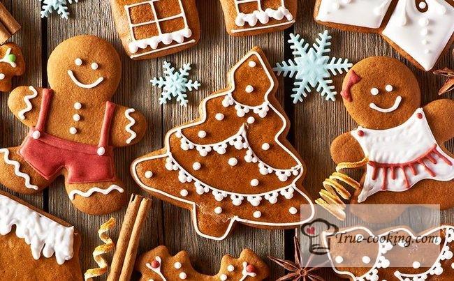 Имбирное печенье рецепт с фото пошагово в духовке