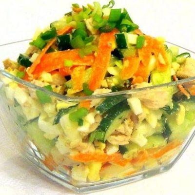 Салат пражский рецепт с фото пошагово (без майонеза)